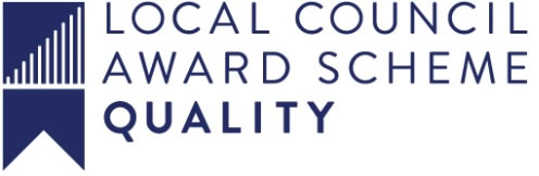 local council award scheme quality status logo
