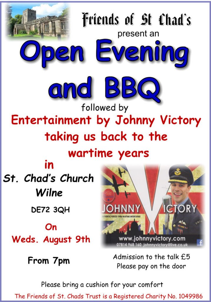 Johnny Victory Open eve corrected version