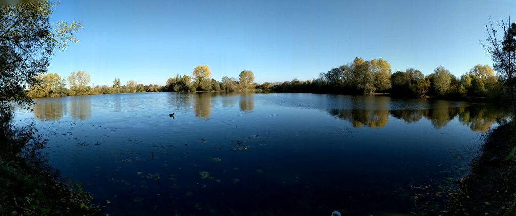 St Chad's Water Oct 18