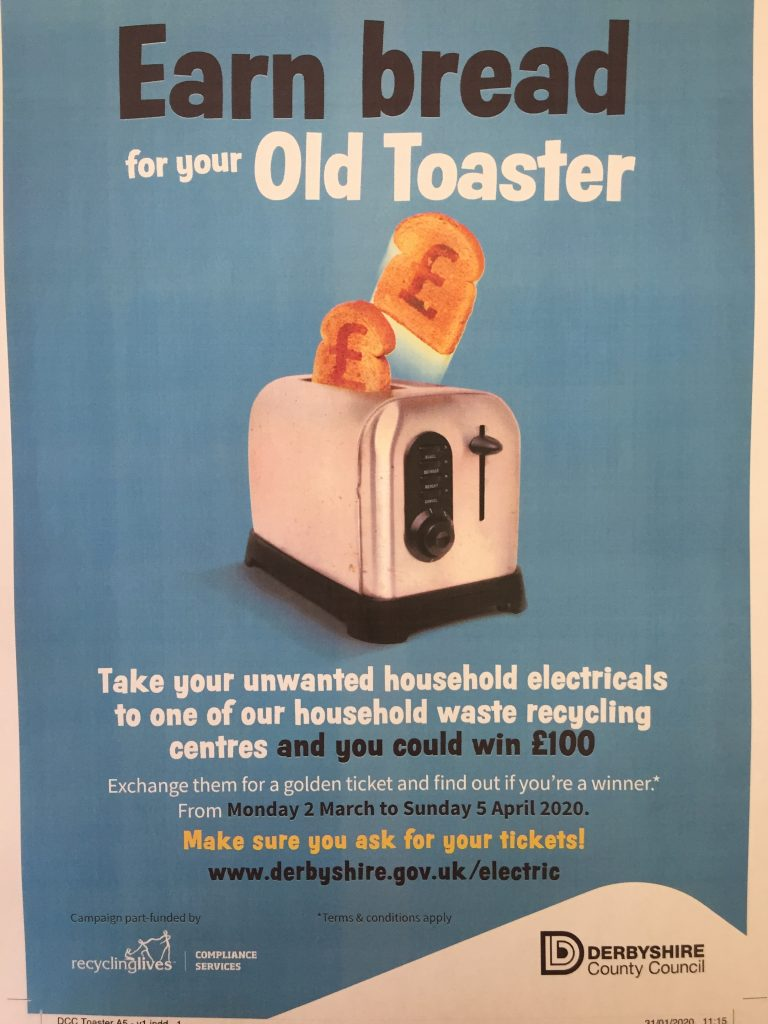 Picture of a Toaster